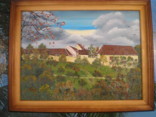 Kloster Posa, Martin Gasse