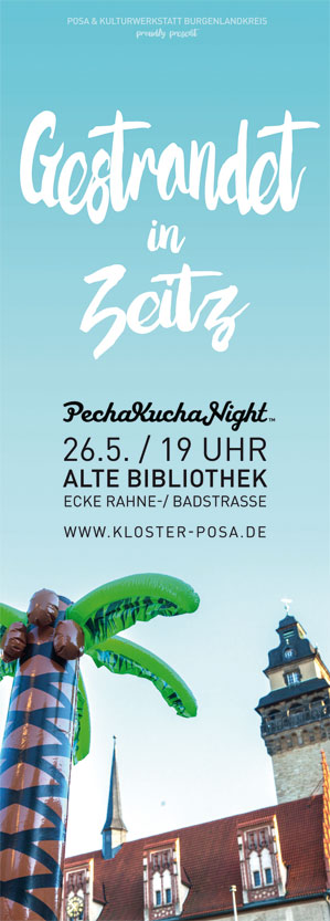 2. Pecha Kucha Night