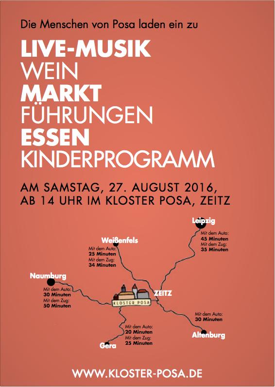 Programm Calling 2016