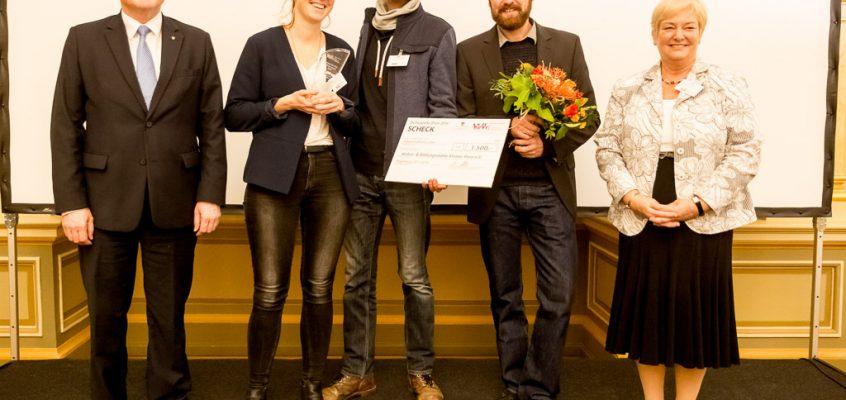 POSA verändert: 1. Platz beim Demografie-Preis Sachsen-Anhalt