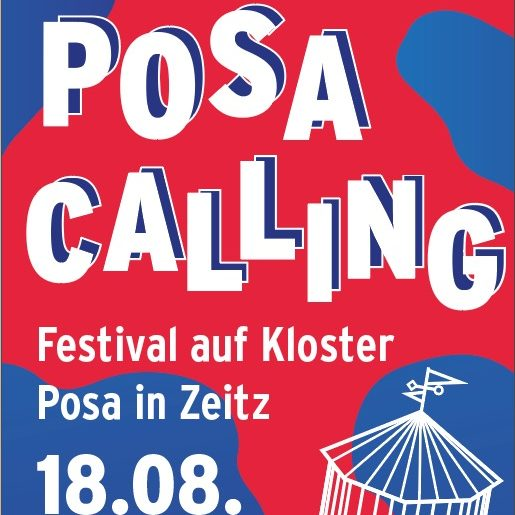 POSA Calling Festival am 18.08.2018