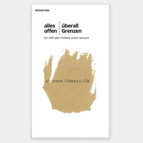 Freiheit Broschüre