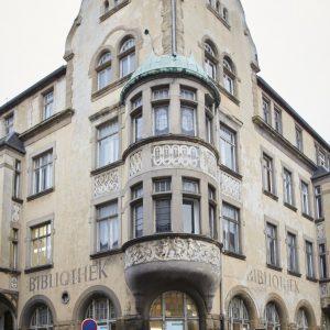 Werkstatt der Neulandgewinner der Robert Bosch Stiftung in Zeitz, Sachsen Anhalt
