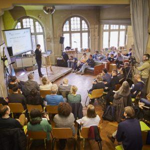 Open Neuland, der Neulandgewinner der Robert Bosch Stiftung in Zeitz, Sachsen Anhalt